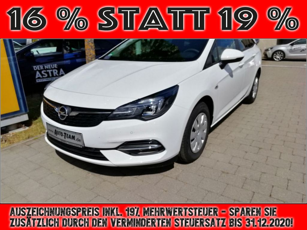 Opel Astra 1.5 D ST Automatik Business Edition
