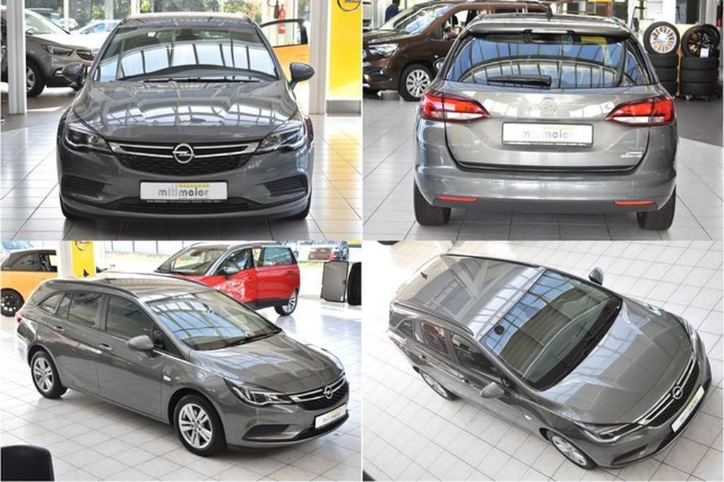 Opel Astra 1.6 K ST AUTOMATIK