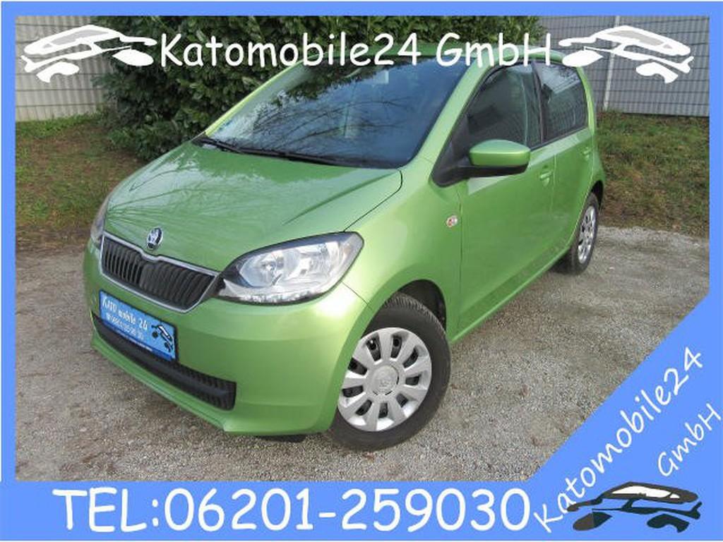 Used Škoda Citigo 1.0 G-TEC