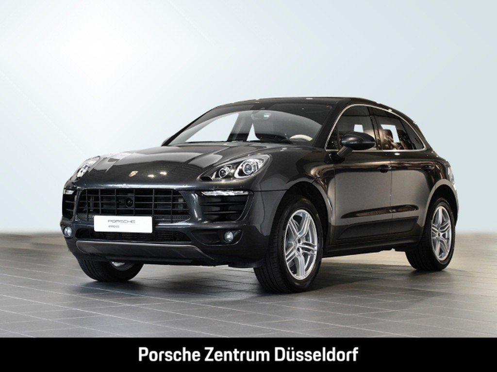 Porsche Macan S Diesel Abstandsregeltempostat
