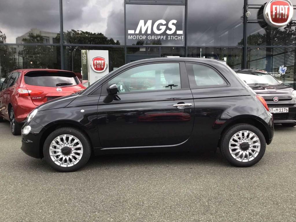 Fiat 500 1.0 GSE N3 Hybrid Lounge # # #