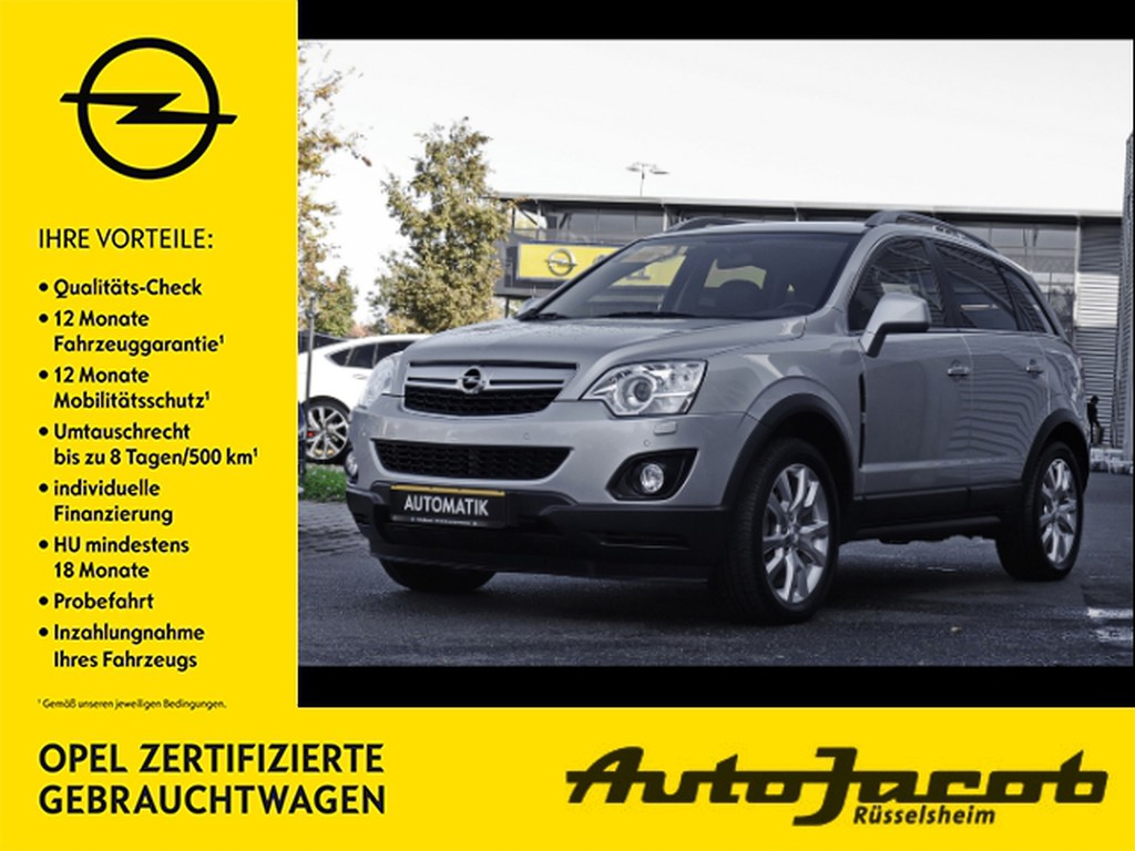Opel Antara 2.0 Design Edition