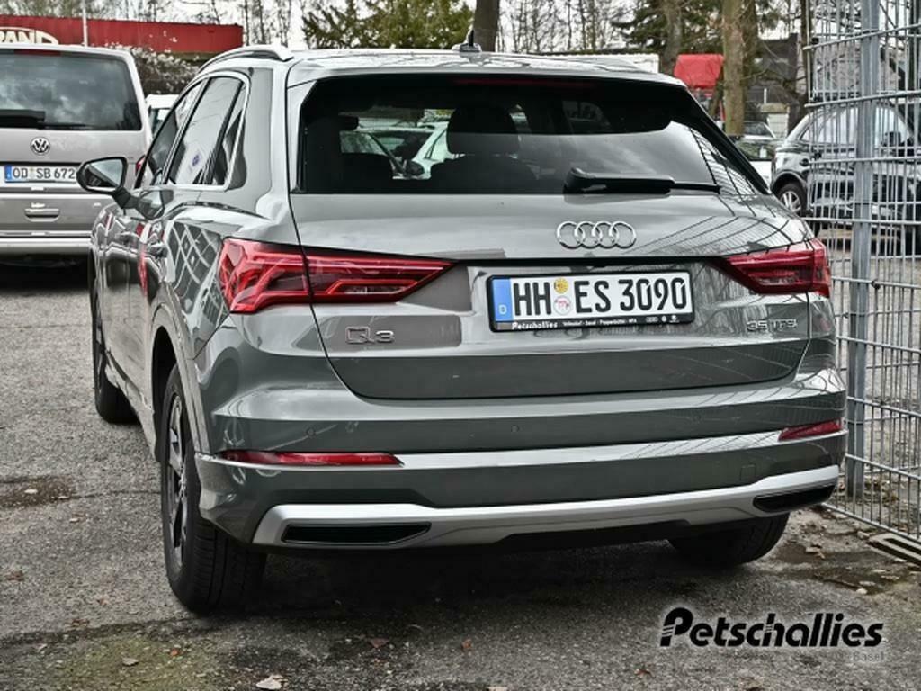 Audi Q3 advanced 35 TFSI SW