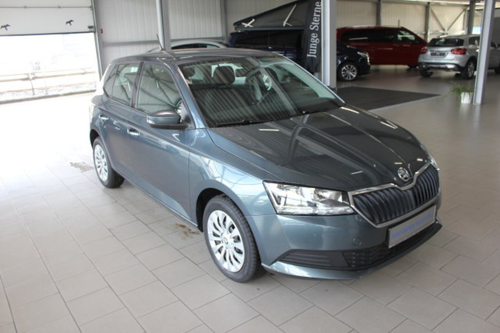 Skoda Fabia 1.0 COOL PLUS SITHHZ