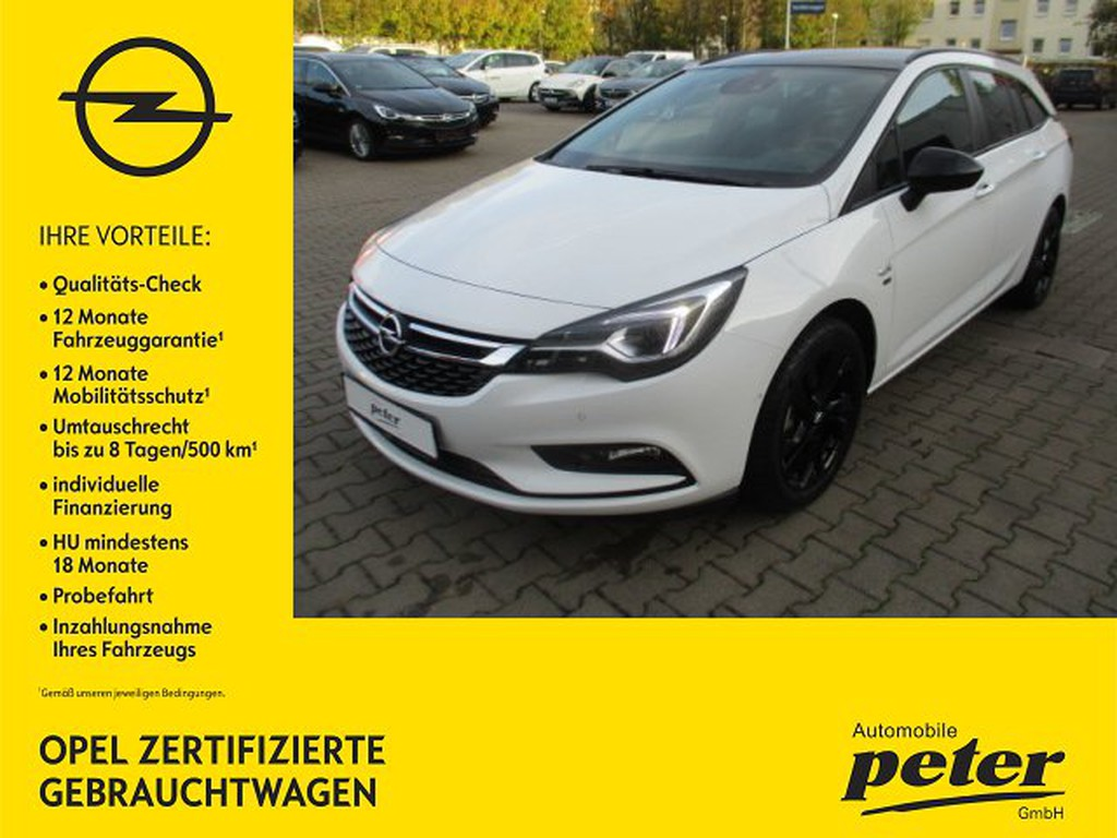 Used Opel Astra 1.4