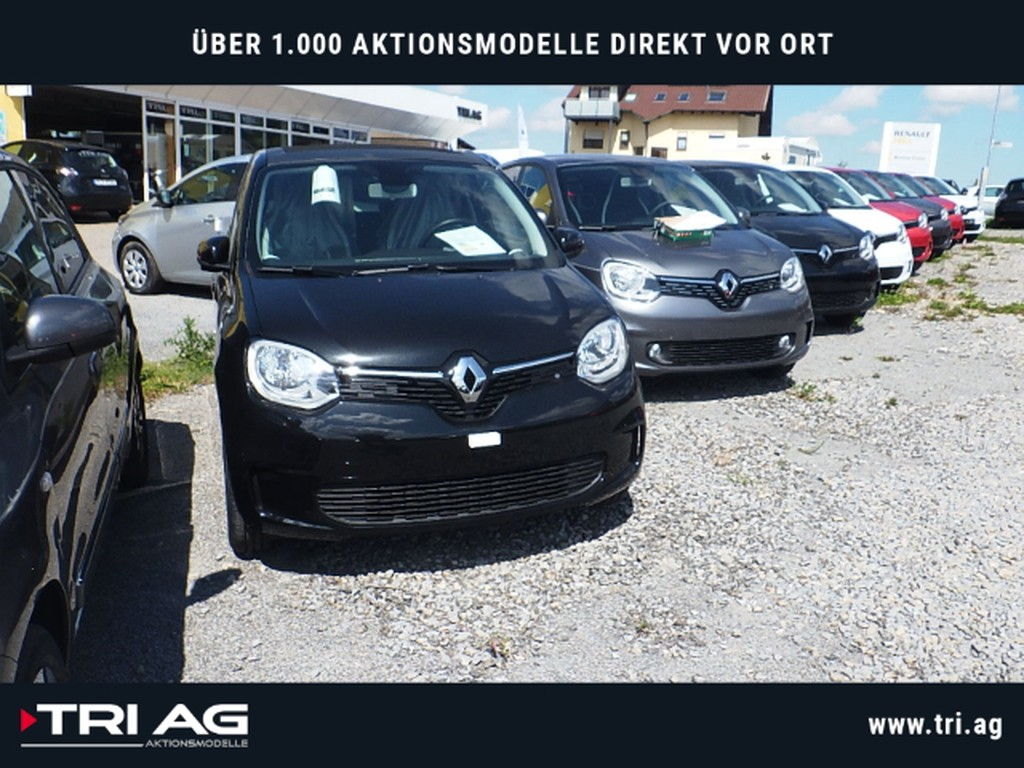Renault Twingo Limited Deluxe TCe 90 el Faltschiebedach