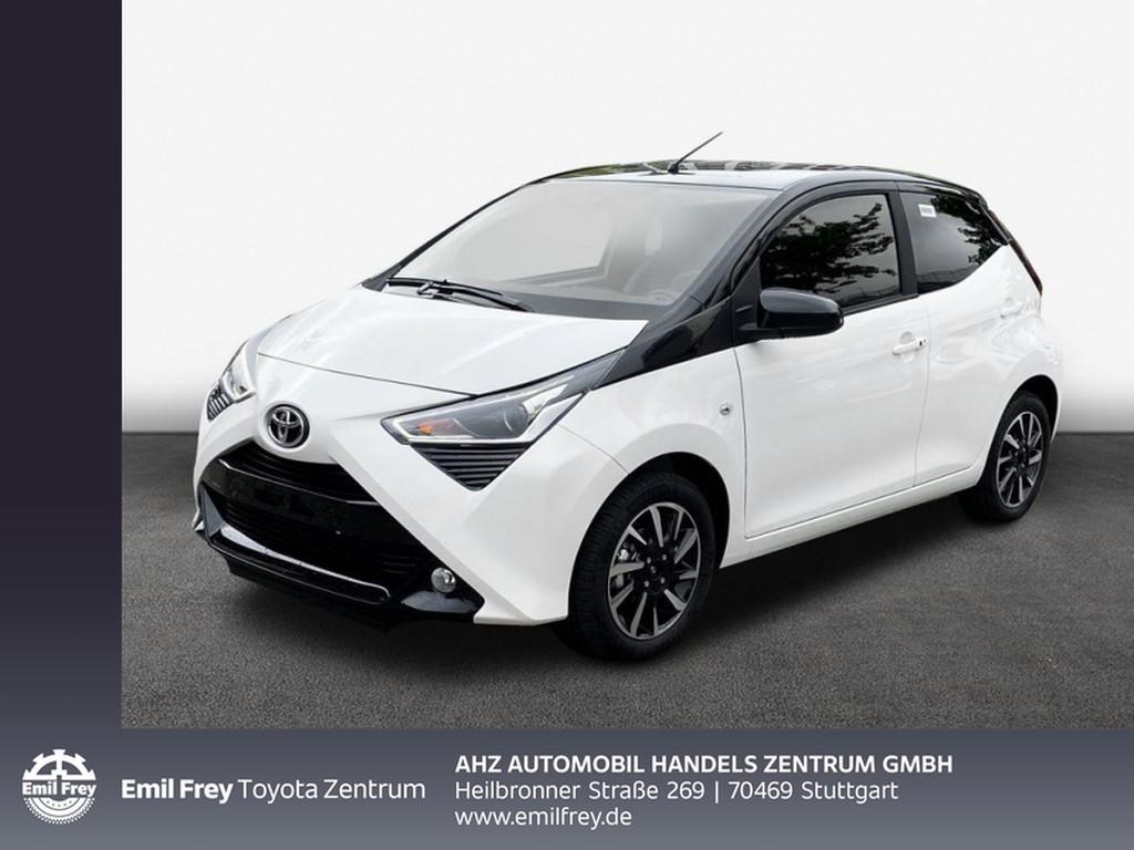 Toyota Aygo x-final Rü