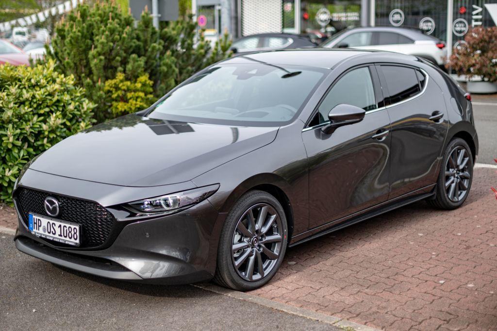 Mazda 3 2.0 M-Hybrid 150 SELECTION (BP)