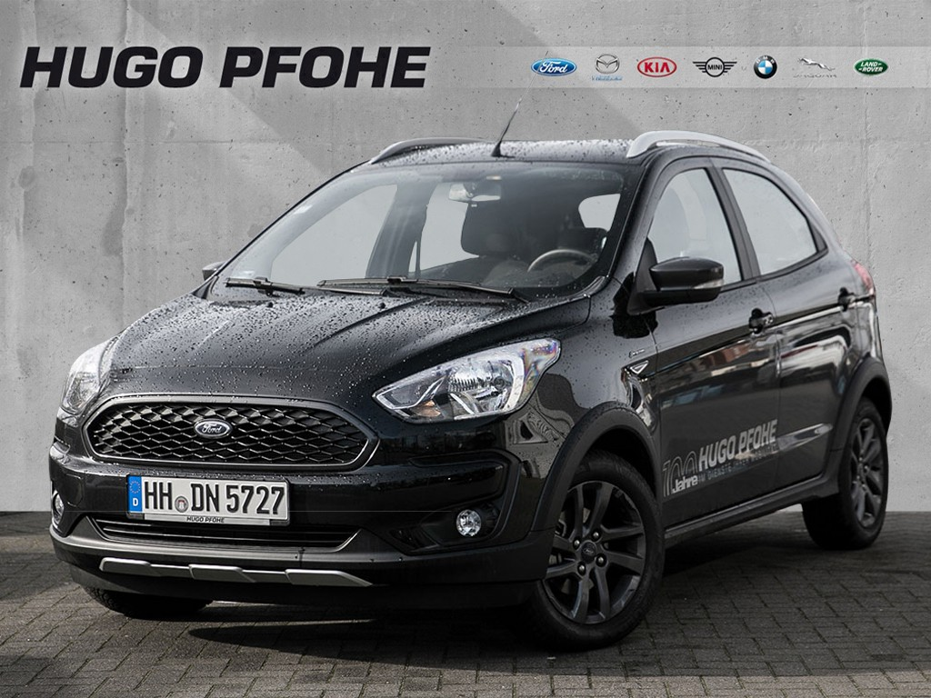 Ford Ka 1.2 l Active 63kW 5-trg
