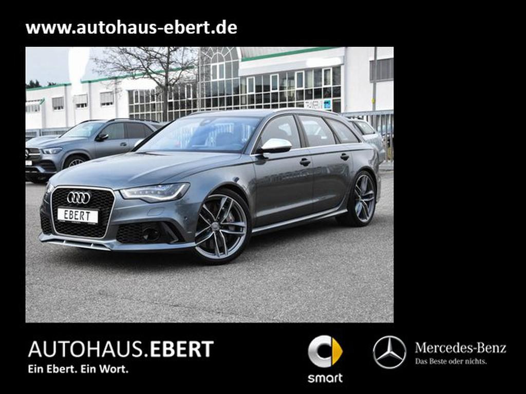 Used Audi Rs6 4.0