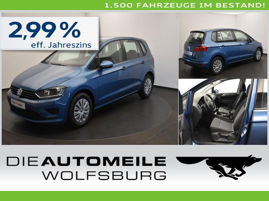 Volkswagen Golf Sportsvan 1.2 TSI Trendline Lederlenk