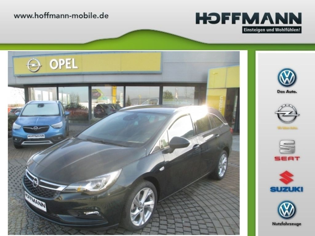 Opel Astra 1.4 Turbo ST Dynamic Sitz