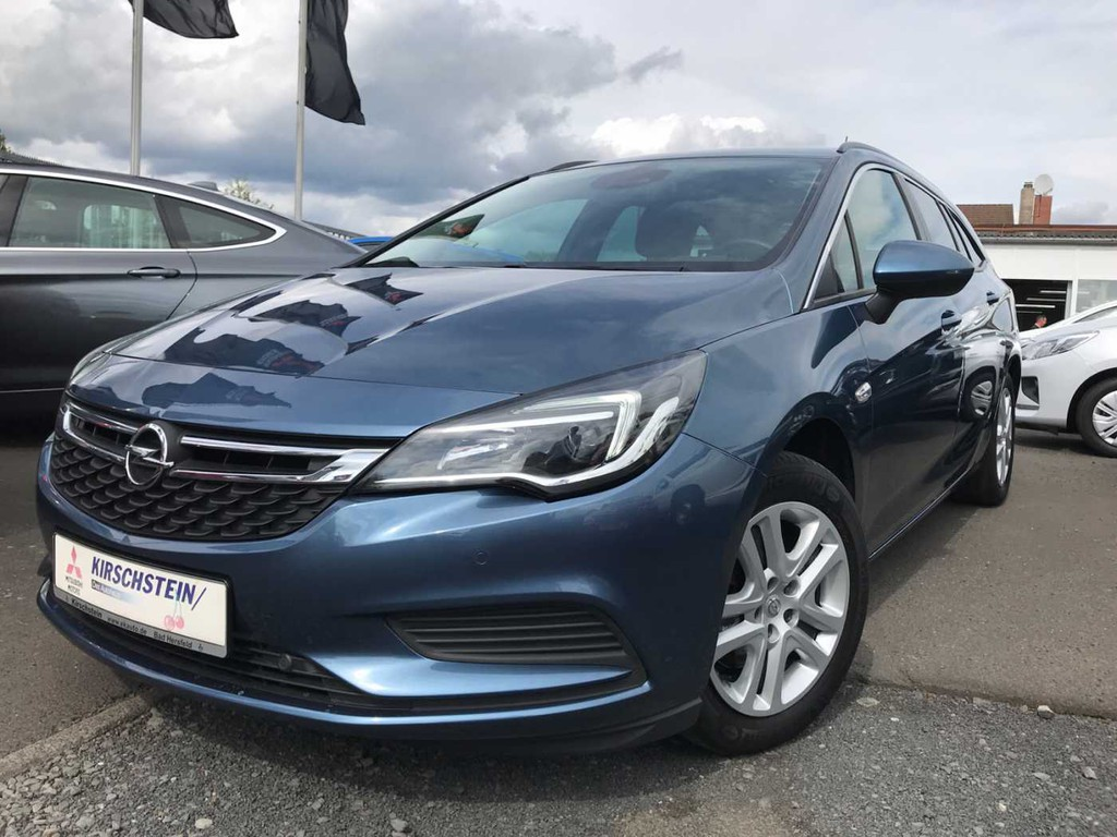 Opel Astra 1.6 ST Edition Einparkhilfen