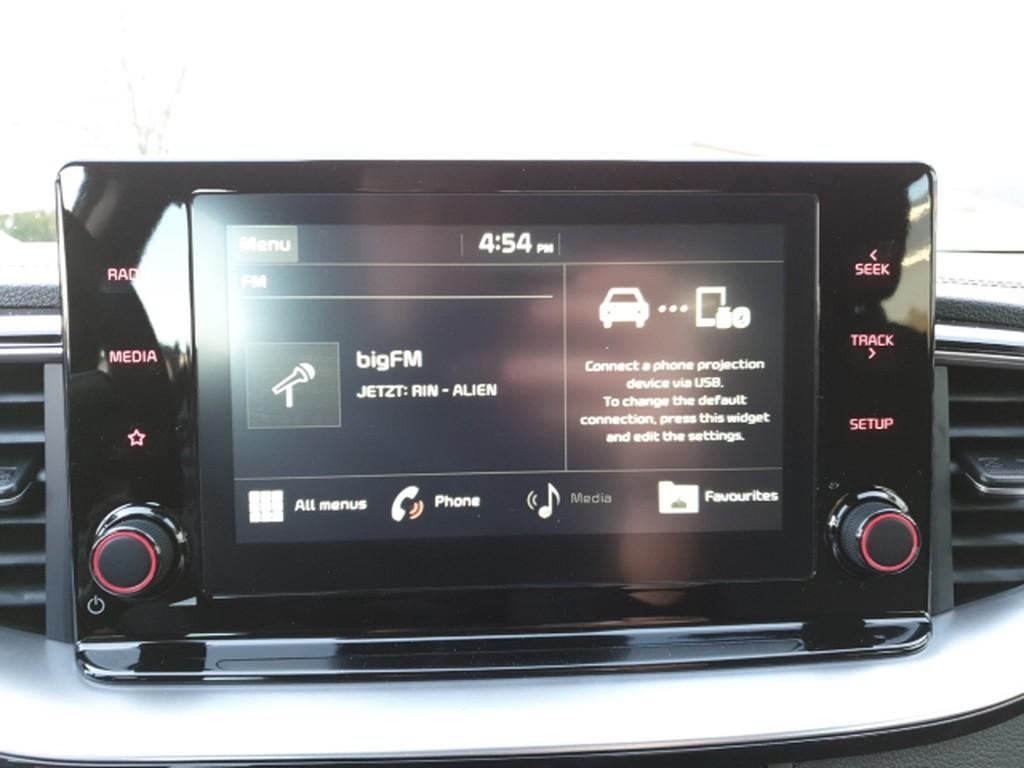Kia cee'd 1.0 T-GDI Vision EU6d-T