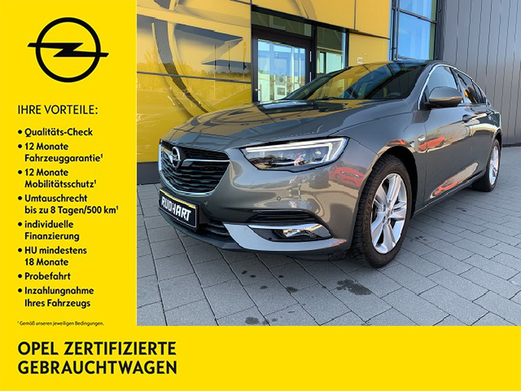 Opel Insignia 1.6 Grand Sport Diesel Automatik Innovation