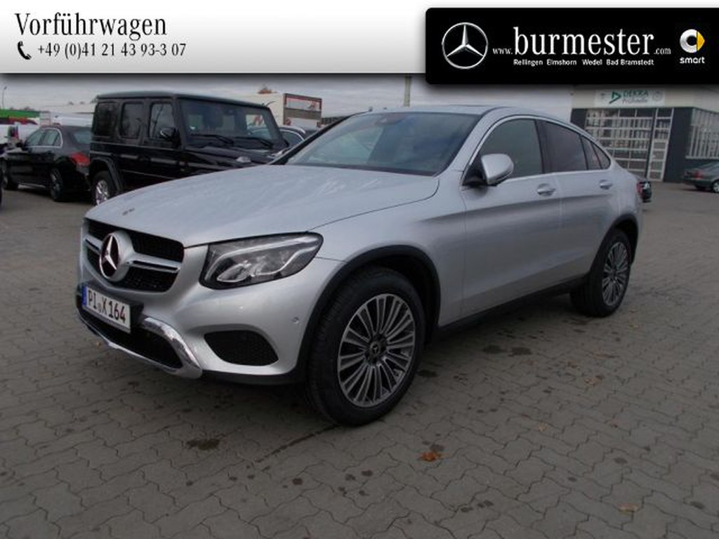 Mercedes-Benz GLC 250 undefined