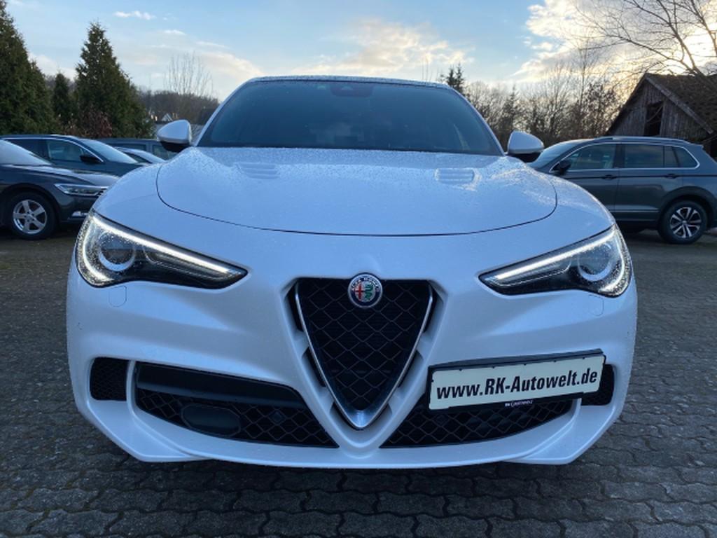 Alfa Romeo Stelvio 2.9 Quadrifoglio Q4 V6 Bi-turbo