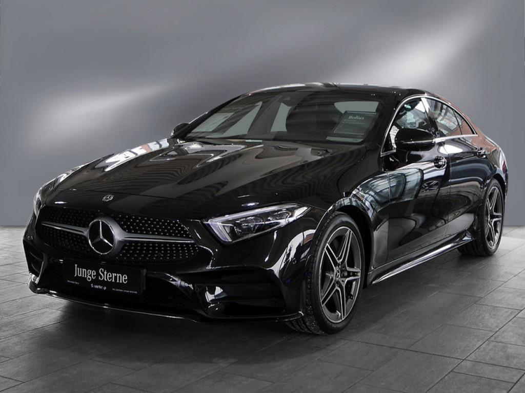 Mercedes-Benz CLS 300 d Coupé AMG Fahrassist °