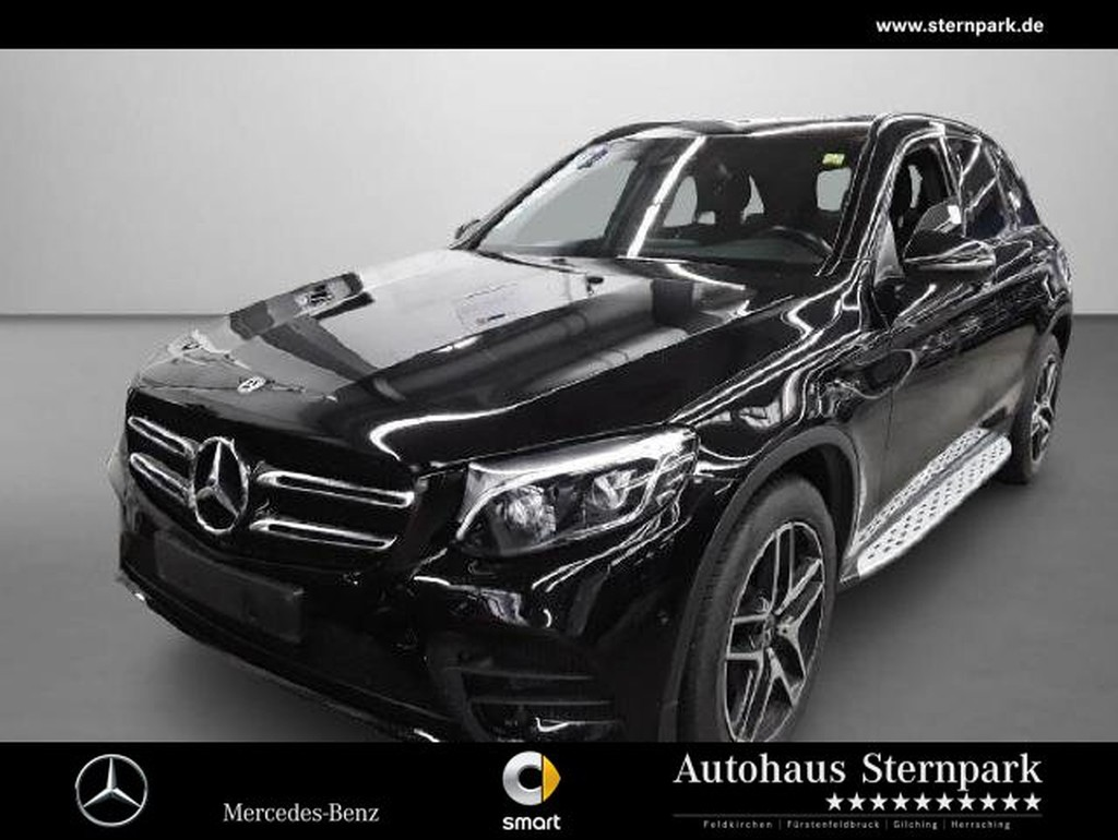 Mercedes-Benz GLC 250 d AMG Night Easy-Pack