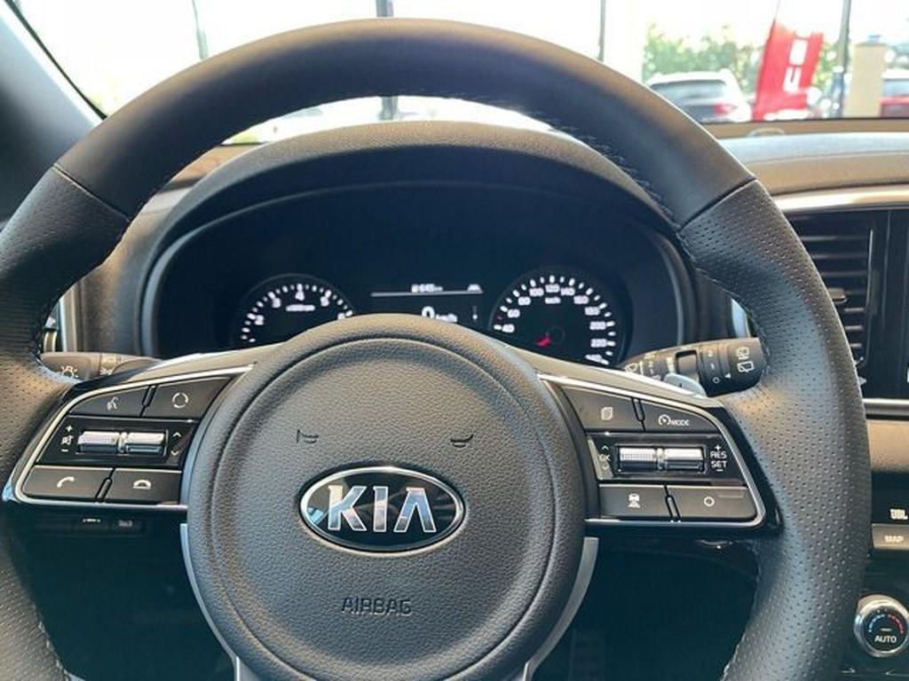 Kia Sportage 1.6 T-GDI GT Line (EURO 6d)