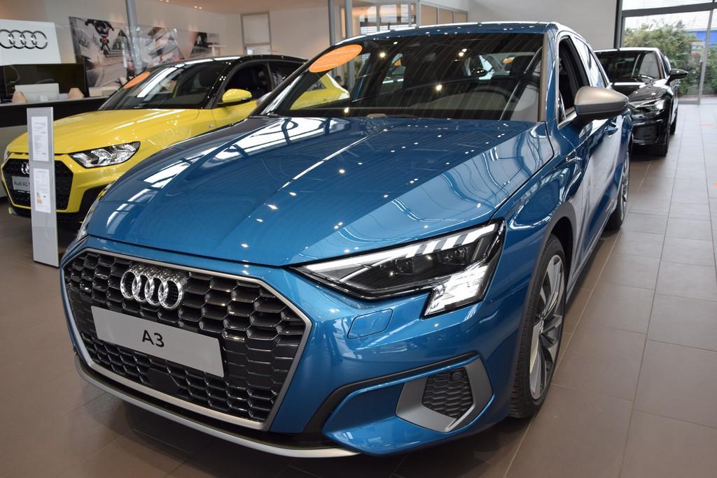 Audi A3 Sportback 35 TFSI advanced |