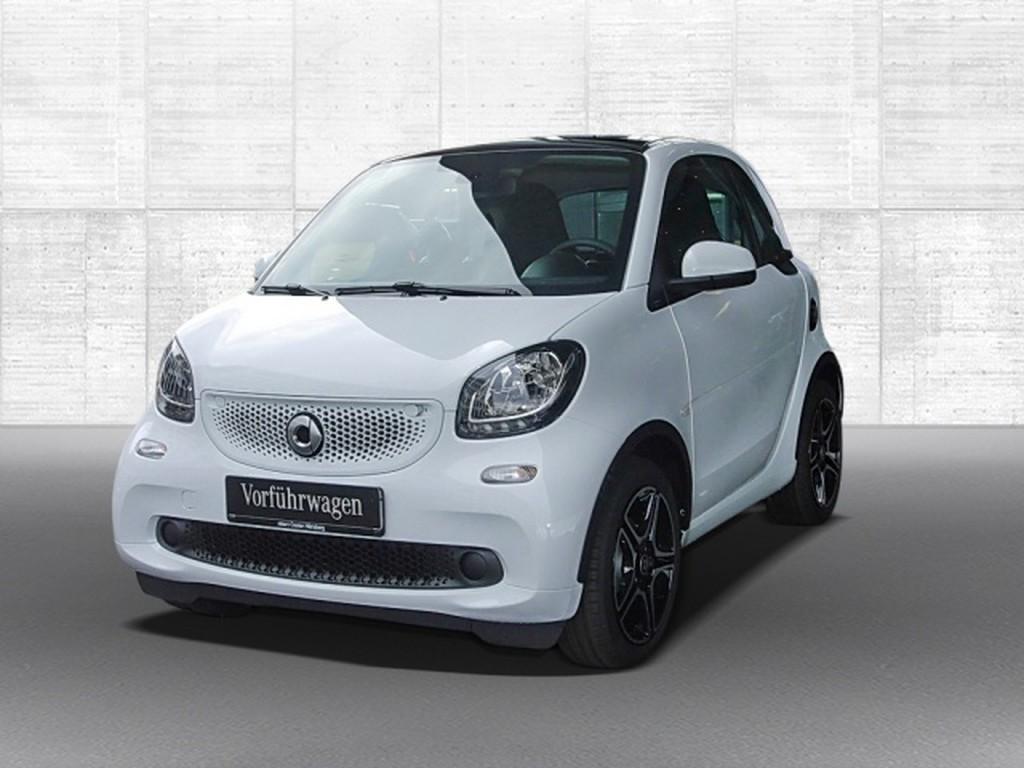smart ForTwo coupé 66kW passion Sport
