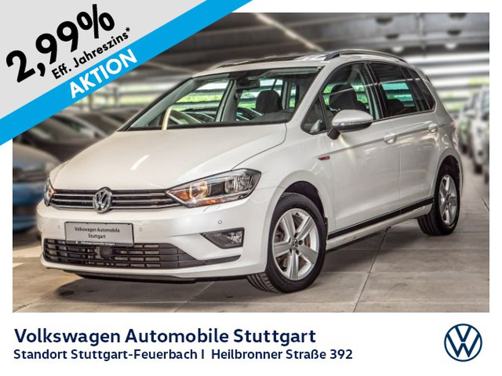 Volkswagen Golf Sportsvan 1.6 TDI Golf Plus - Golf VII Sportsvan Comfortline