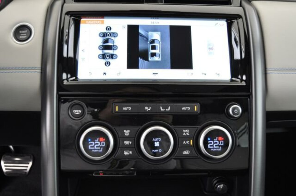 Land Rover Discovery SD6 HSE PERFOR-PK elAHK 21