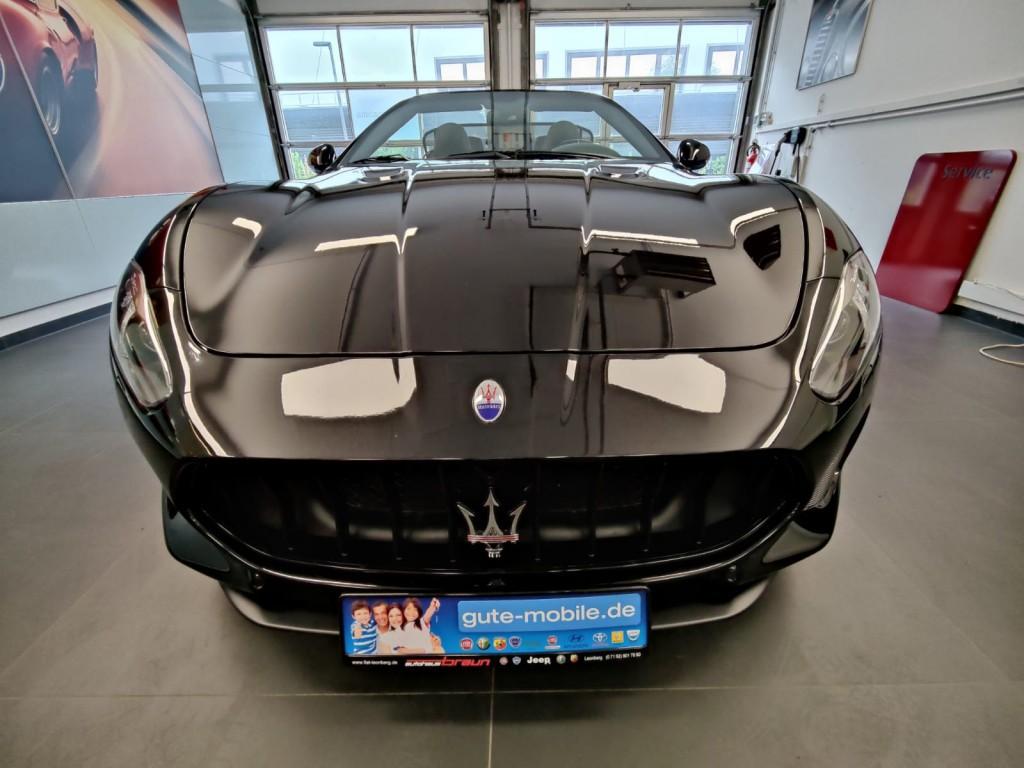 Maserati GranCabrio 4.7 V8 MC Sportline ZF 2690KM