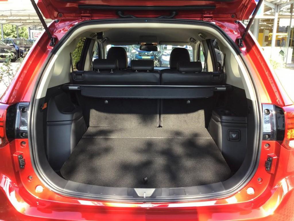 Mitsubishi Outlander 2.4 Plug-in Hybrid Basis Spirit Paket (EURO 6d-)