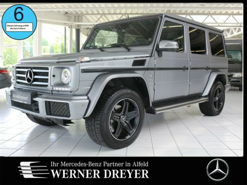 "Mercedes-Benz G 500 Limited Edition ""1 of 463"""