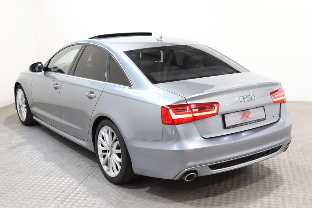 Audi A6 3.0 TDI qu S LINE