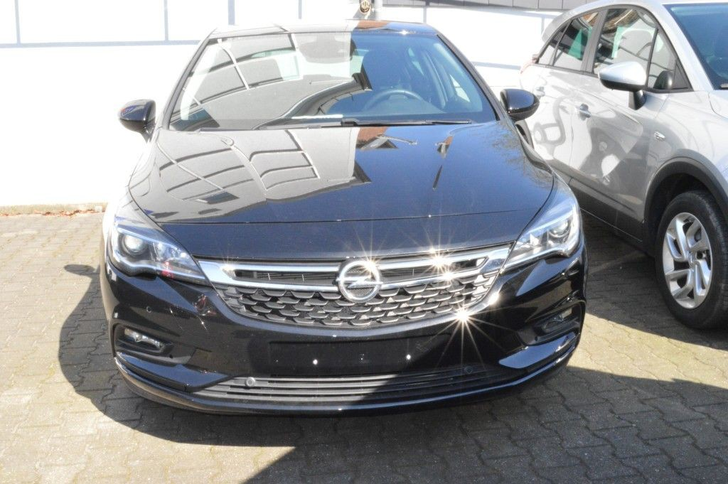 Opel Astra 1.4 Turbo Automatik