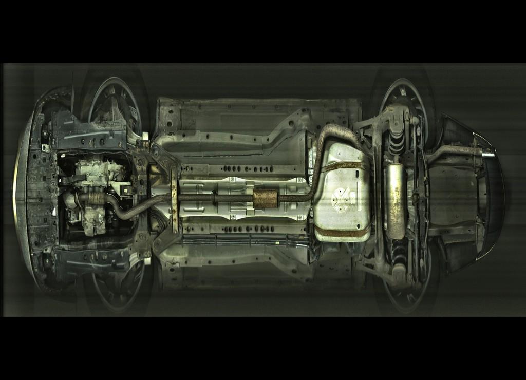 Opel Astra J SPORTS TOURER INNOVATION UNTERBODENSCAN