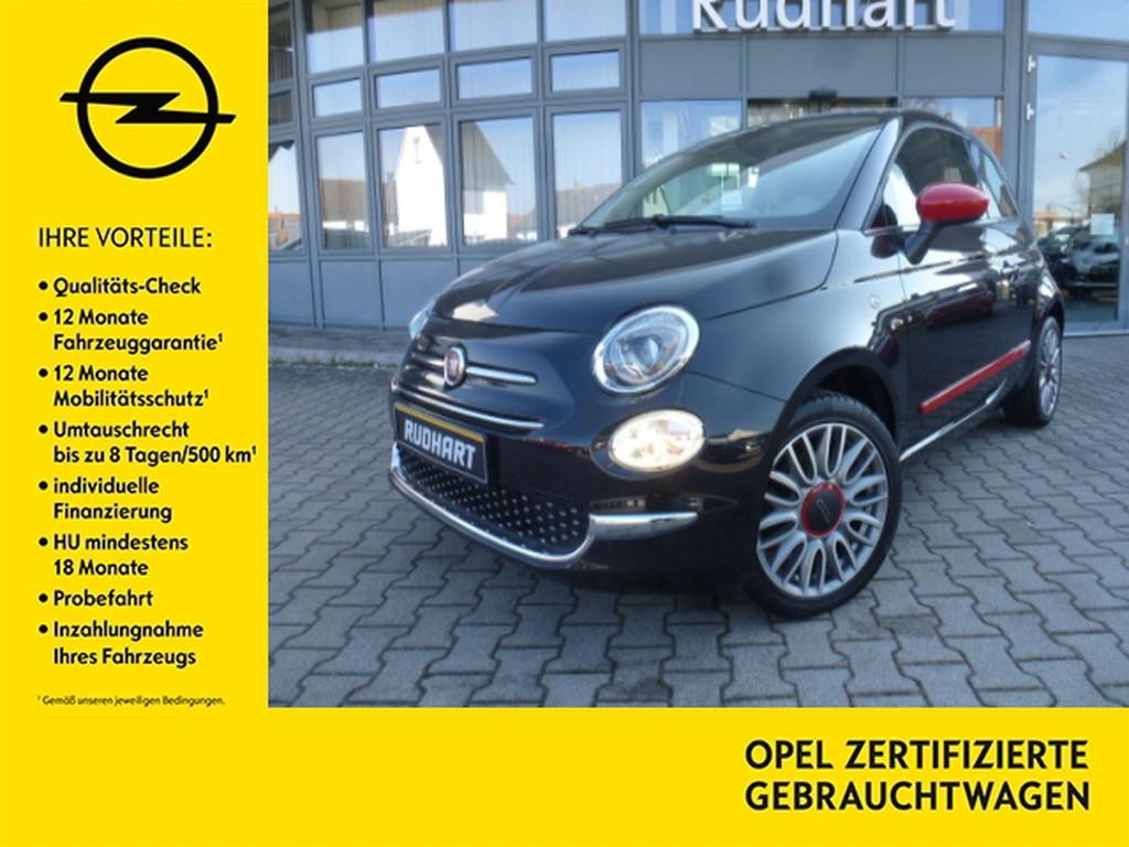 Fiat 500 1.2 8V Lounge 16