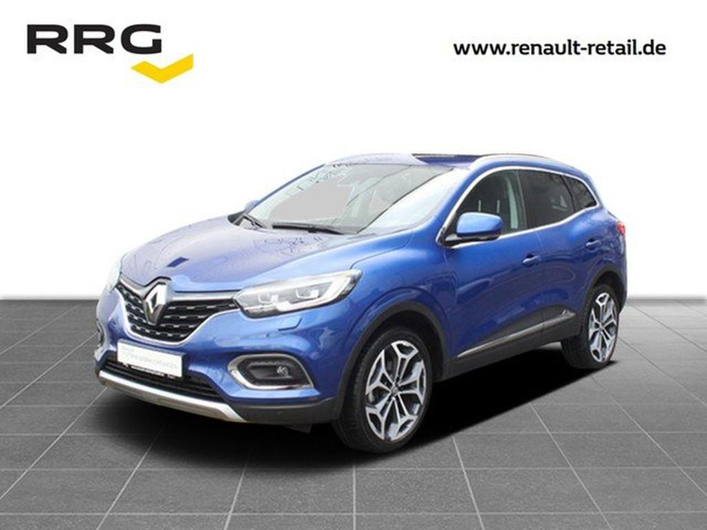 Renault Kadjar LIMITED DELUXE TCe 140 ; ;