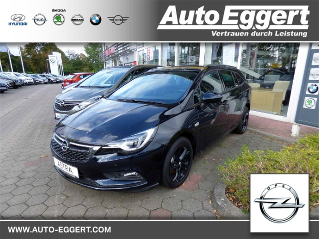 Opel Astra 1.4 K ST ON Turbo
