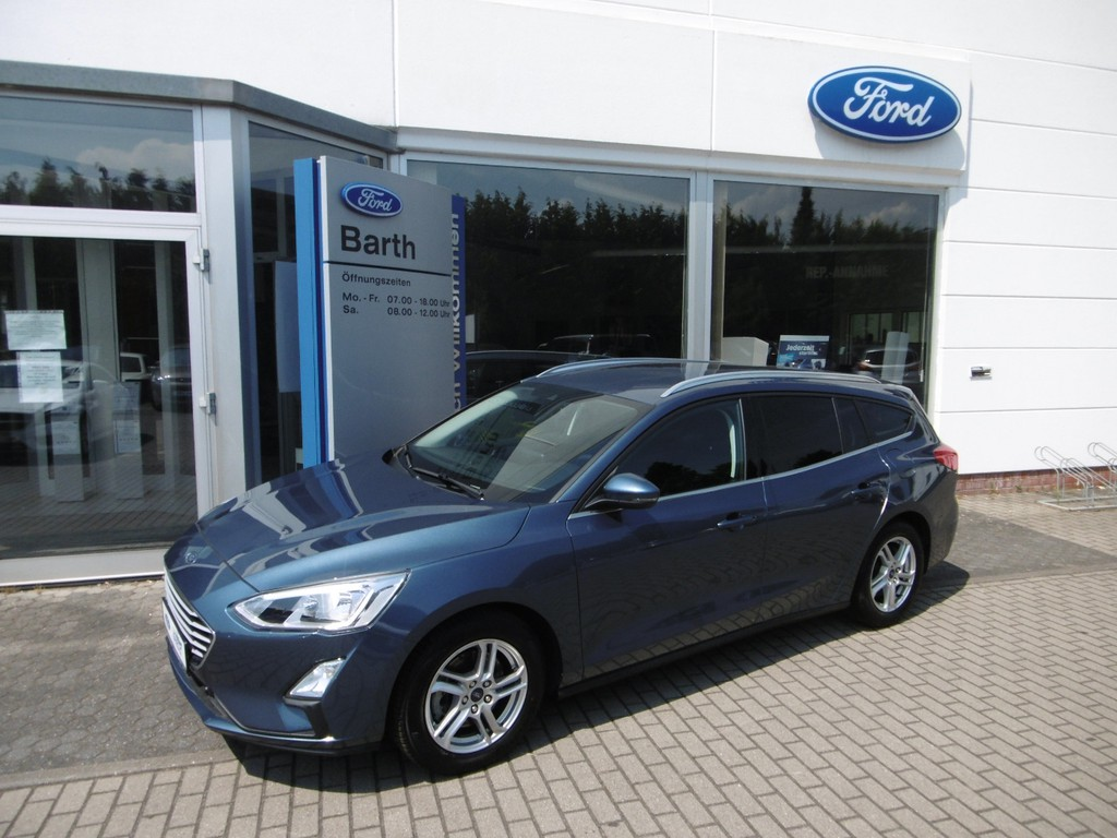 Ford Focus 1.0 EcoBoost Cool Winterp
