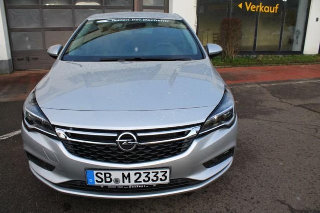 "Opel Astra 1.4 Turbo ON"""