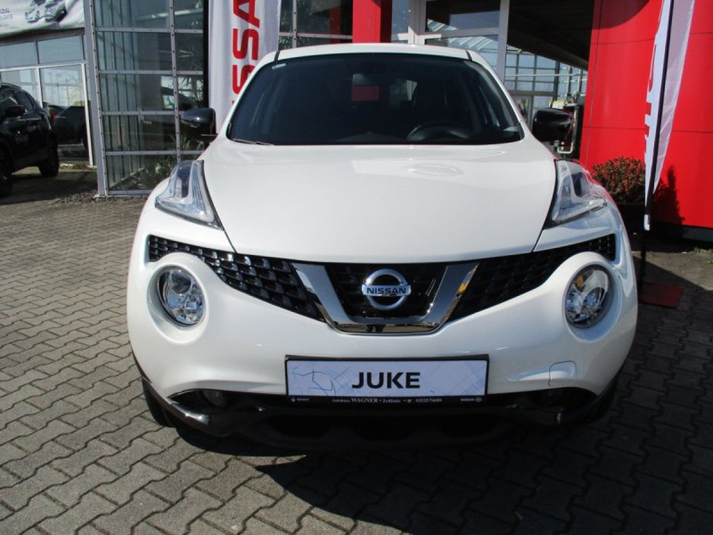 Nissan Juke 1.6 l Personal Edition