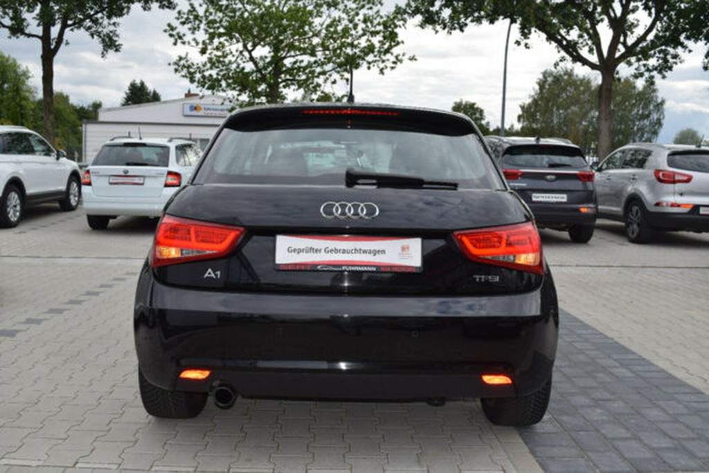Used Audi A1 1.2 TFSI