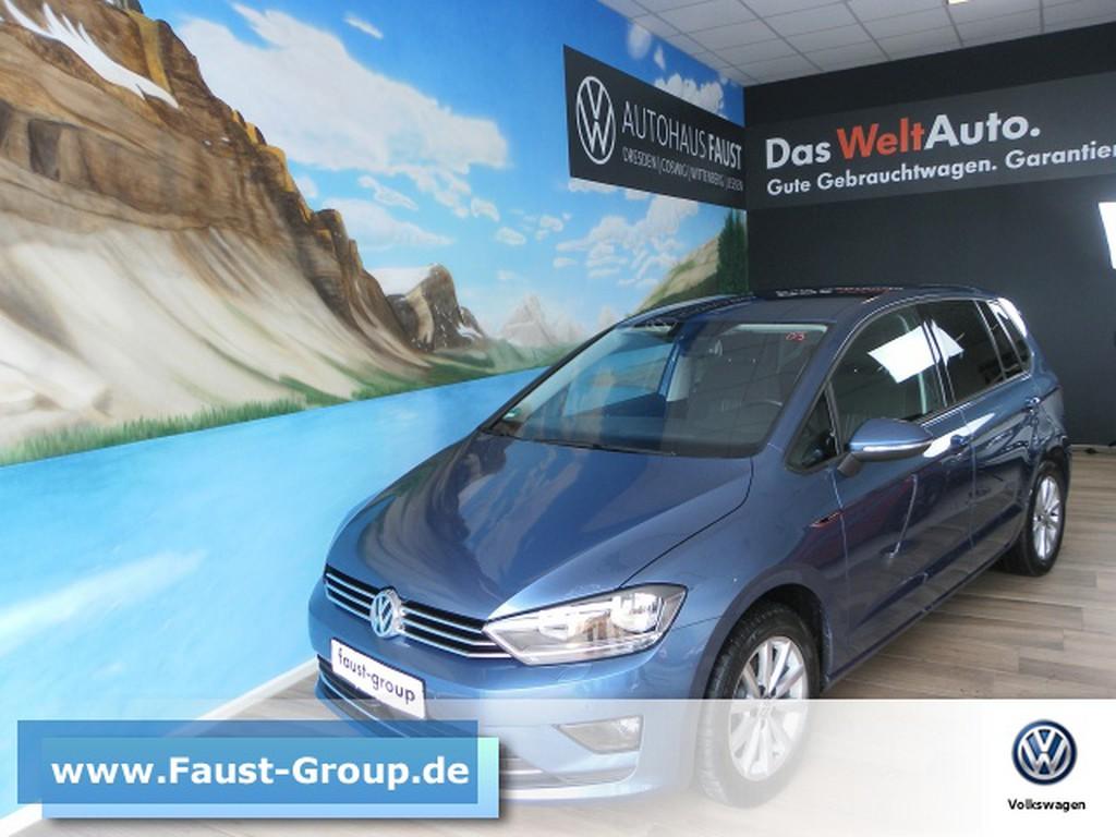 Volkswagen Golf Sportsvan LOUNGE UPE 27000 EUR