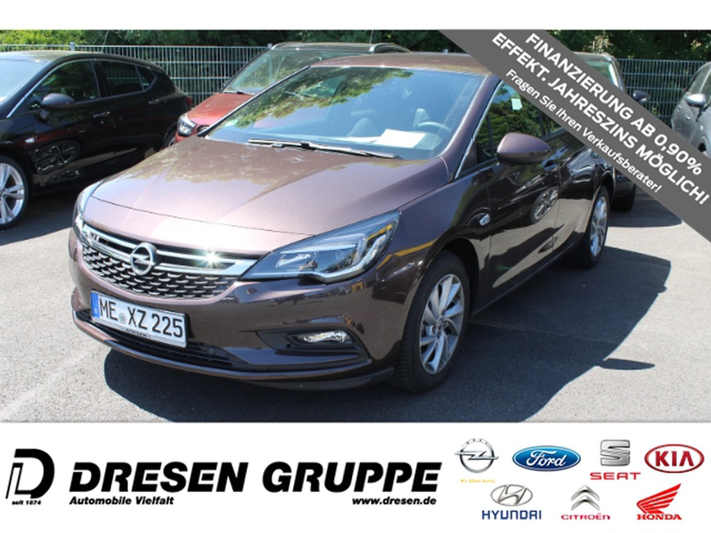 Opel Astra 1.4 K Dynamic Allwetter