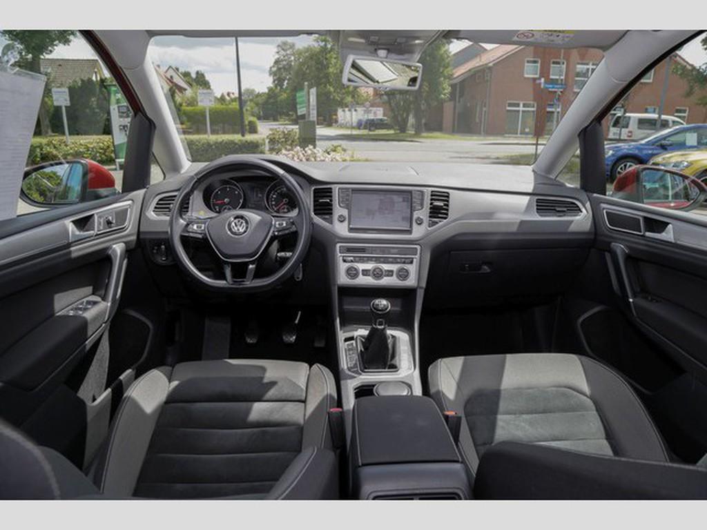 Volkswagen Golf Sportsvan 1.6 TDI Comfortline NAVPro Wi-Rä