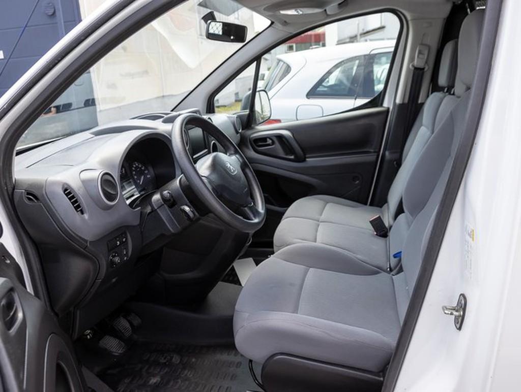 Peugeot Partner 1.6 100 L2 Komfort Plus Avan