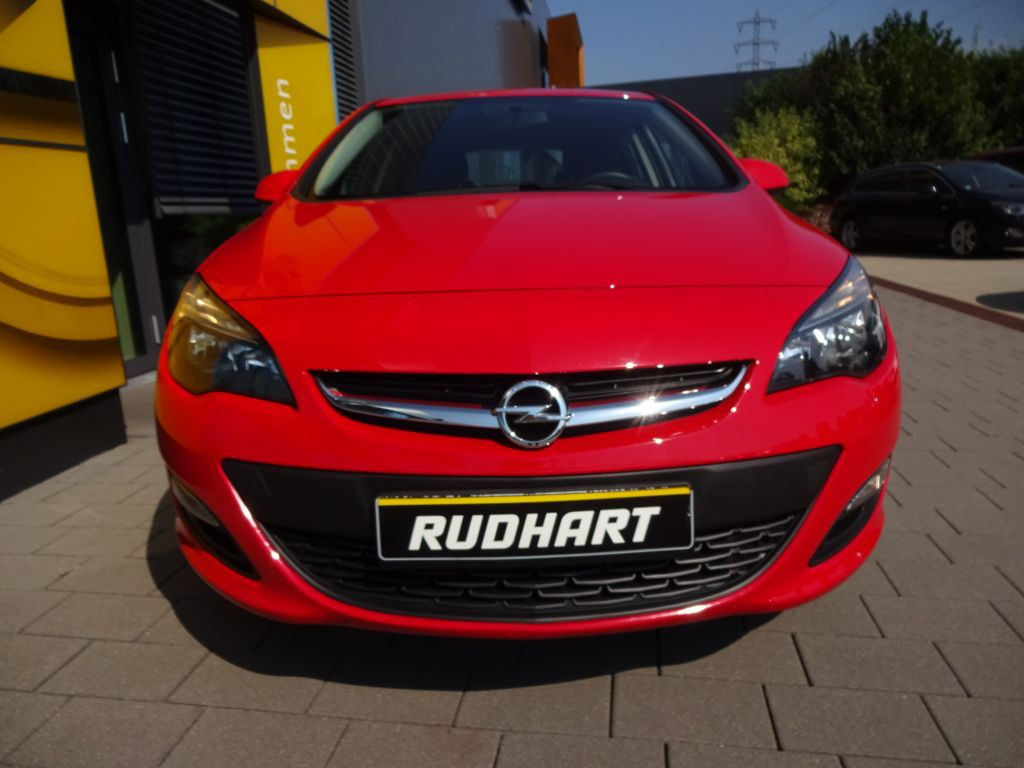 Opel Astra 1.6 Selection CD600