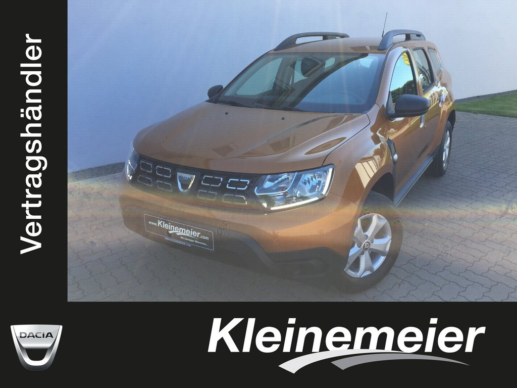 Dacia Duster 1.0 II TCe 100 Deal Gasanlage