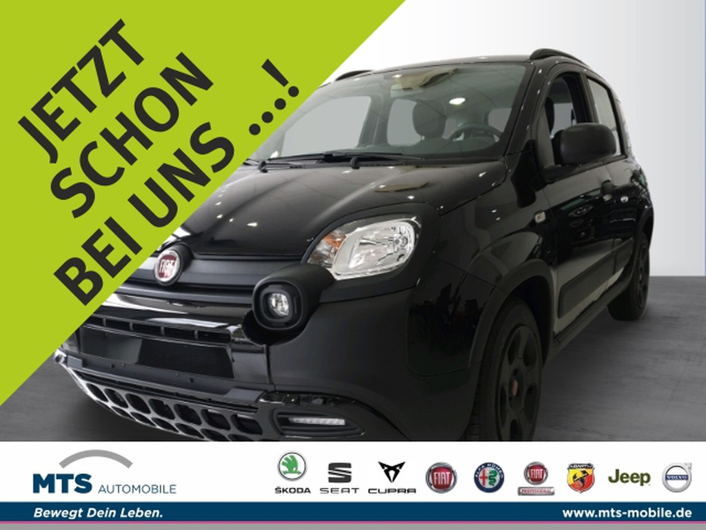 Fiat Panda 1.0 City Cross Mild Hybrid EU6d