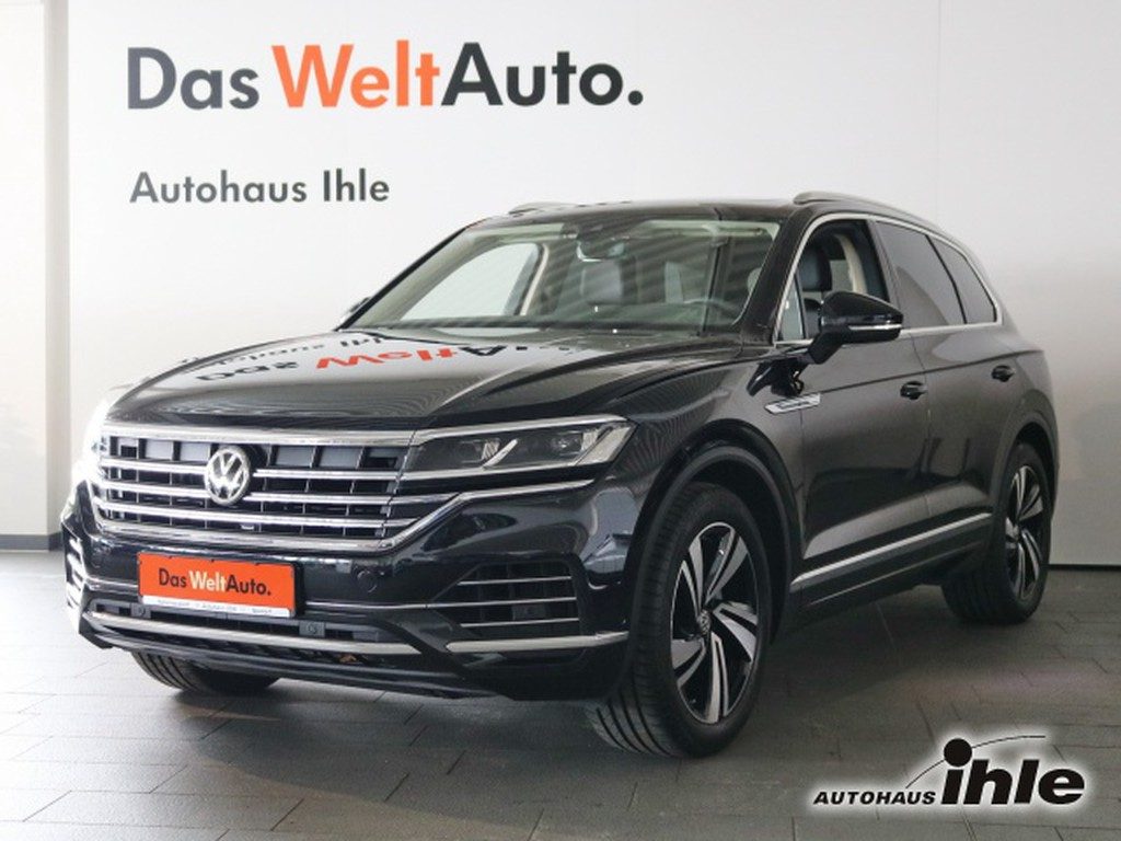 Volkswagen Touareg 3.0 TDI V6 Drive Atmosphere