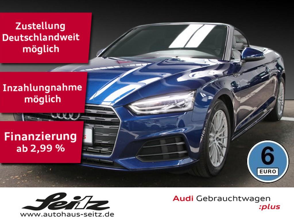 Audi A5 2.0 TFSI Cabrio